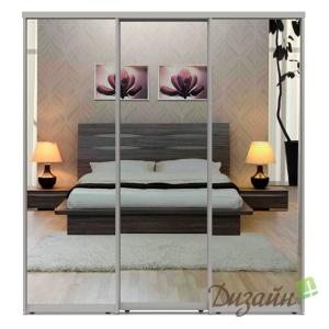 Двери с зеркалами и вставками