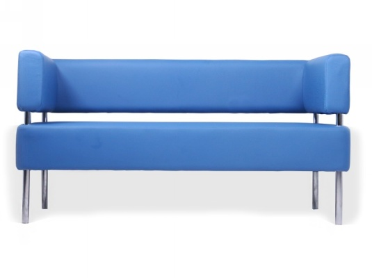 MC диван 3-х местный ИК Терра 114 светло-синий.. (2)