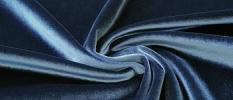 Велюр Ameli25 (синий) - 3 категория