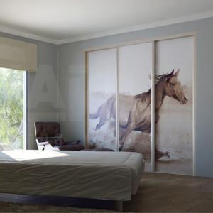 Шкафы с изображением