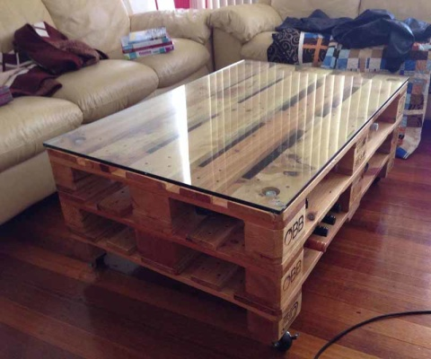 Cool Plans For Pallet Coffee Table Inspiration for your Home