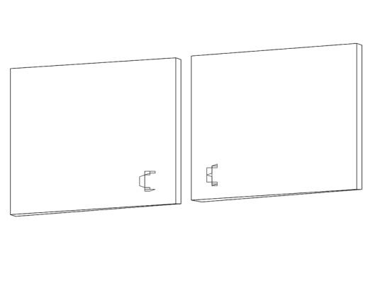 двери для антресоли
