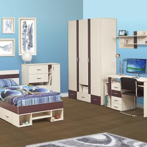 Готовые детские комнаты