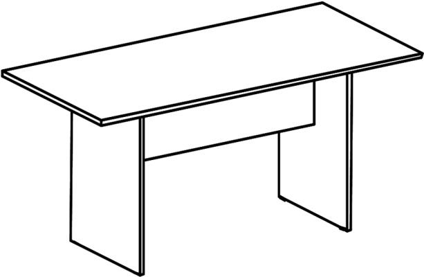 стол заседаний а0058