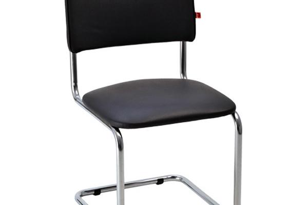 кресло сильвия хром